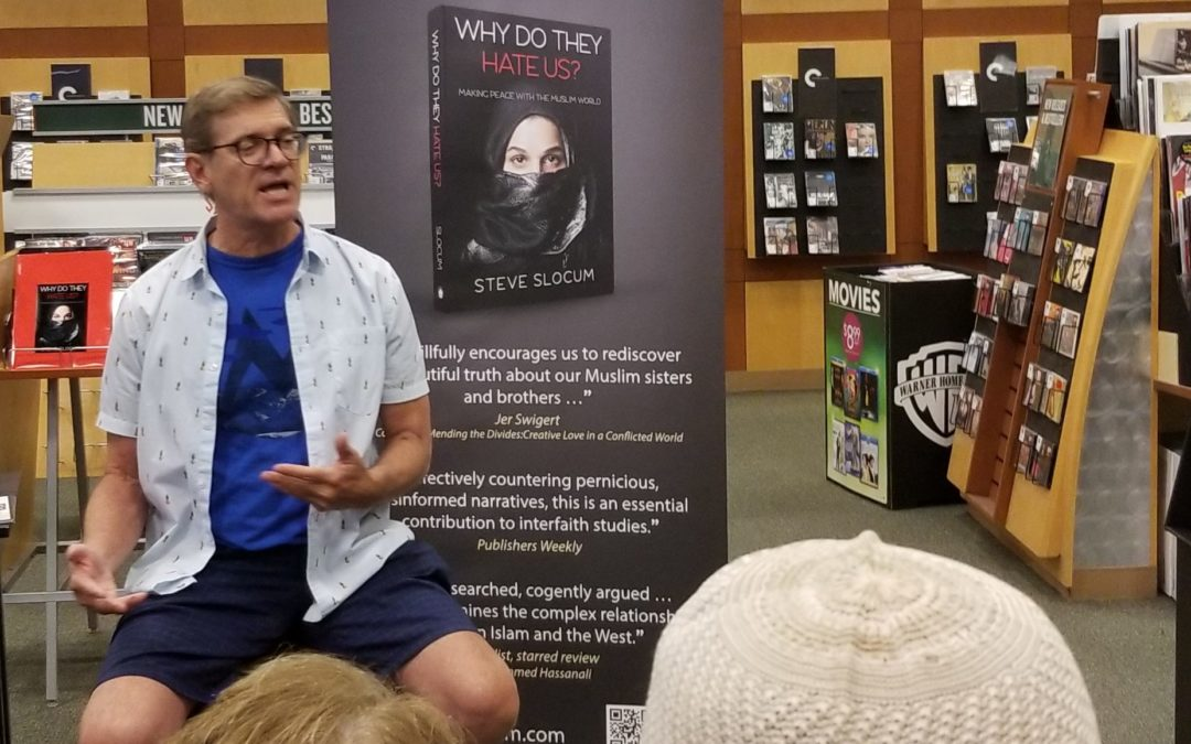 Book-Signing Event, Barnes & Noble – Long Beach