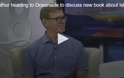CBS 8 Interview – Book Tour, Islamophobia