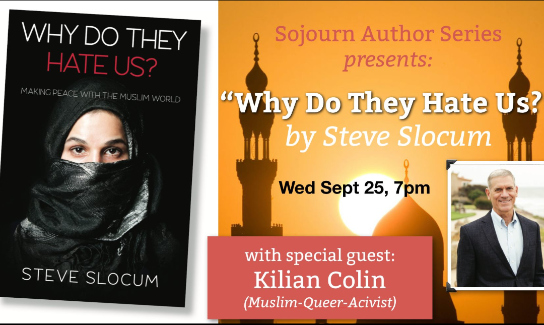 Sojourn Author Series