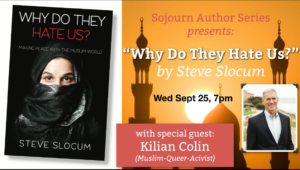 Sojourn Author Series @ Christ Lutheran Church