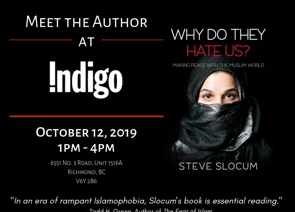 Book Signing and Discussion