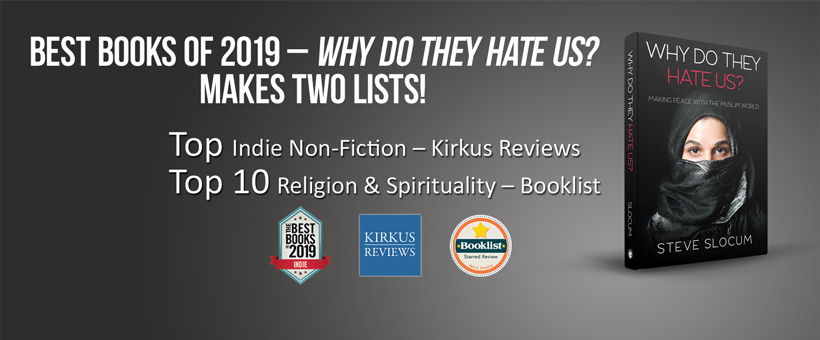 Slocum Kirkus Booklist