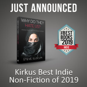 Slocum Kirkus Best Indie Non-fiction 2019