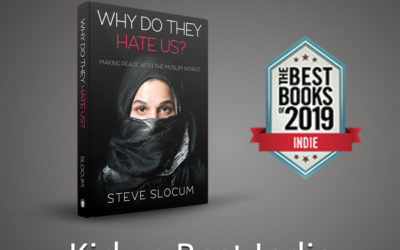 Kirkus names Why Do They Hate Us? as one of Top Books of 2019